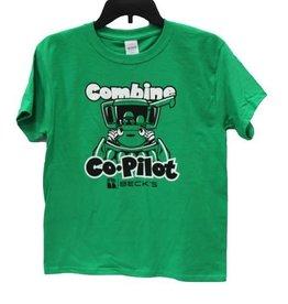 Combine Co-Pilot Youth T-Shirt