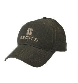 Beck's Herringbone Hat