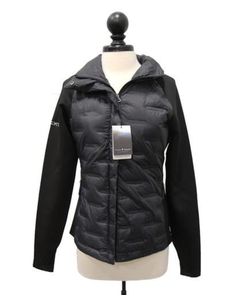 Fossa 02339 Fossa Ladies Hybrid Puffer Jacket