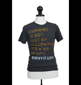 """Alternative 00559 """"Not Just an Occupation"""" T-Shirt"""