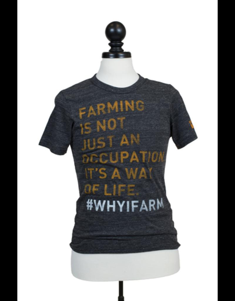 """Alternative """"Not Just an Occupation"""" T-Shirt"""