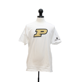 Hanes 01199 Purdue/Beck's Co-Branded Tee Shirts