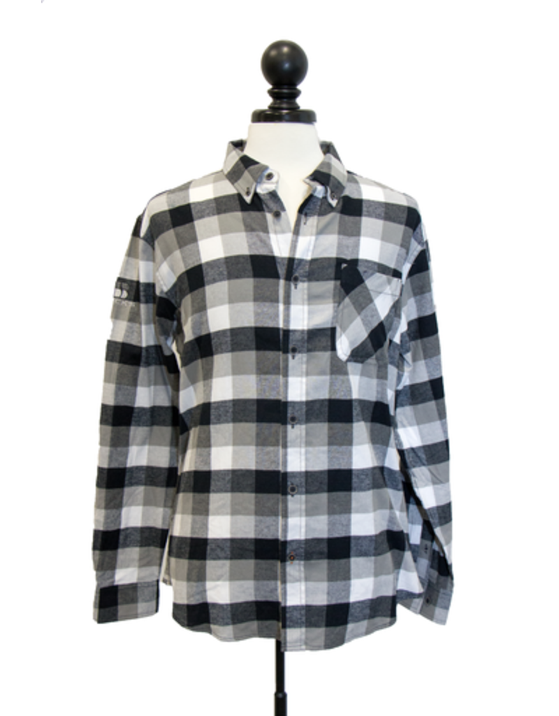 Weatherproof Men's Vintage Brushed Flannel L/S Shirt