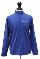 Sport-Tek Men's Sport-Tek Reflective 1/4 Zip - Chest Logo