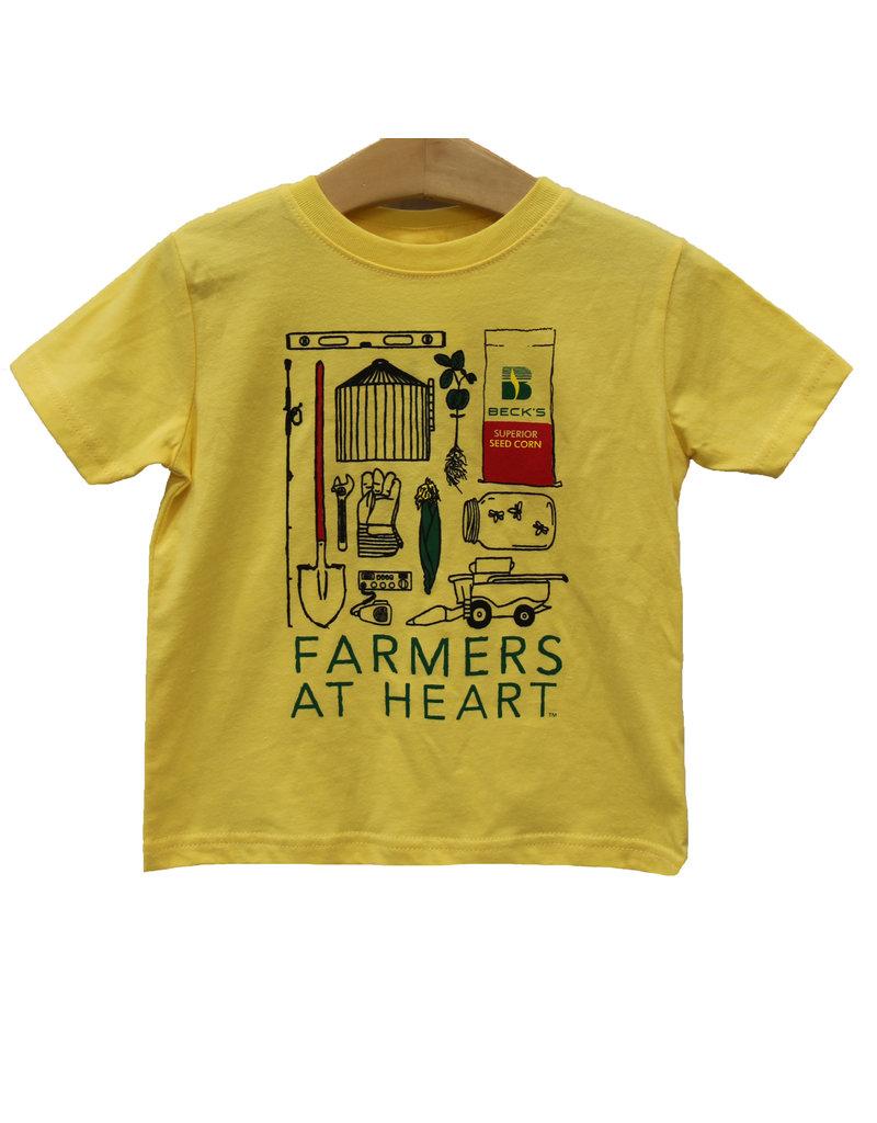 Gildan 'Around The Farm' Toddler T-Shirt
