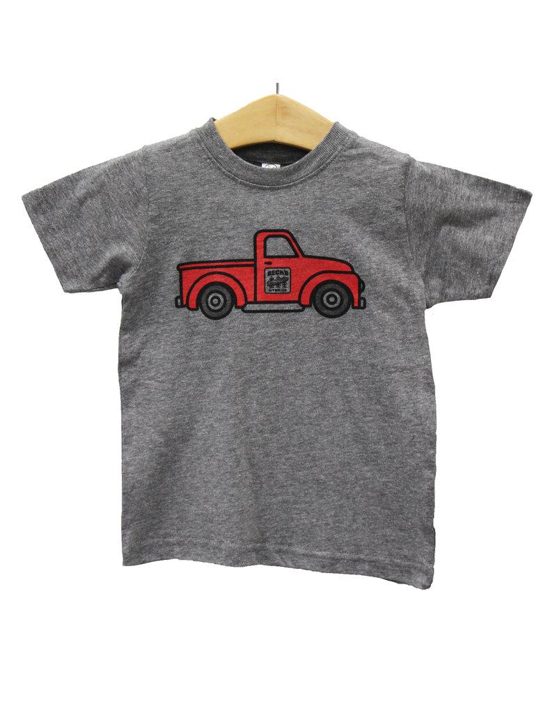 Rabbit Skins Toddler 'Vintage Truck' T-Shirt