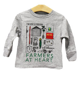 Rabbit Skins 'Around the Farm' L/S T-Shirt