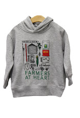 Rabbit Skins 'Around The Farm' Toddler Hoodie