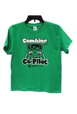 Rabbit Skins Combine Co-Pilot Toddler T-Shirt