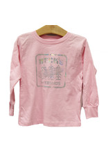 Bella+Canvas Toddler Long Sleeve Foil T-Shirt