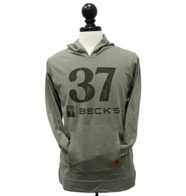Anvil Leather Patch 37 Hoodie