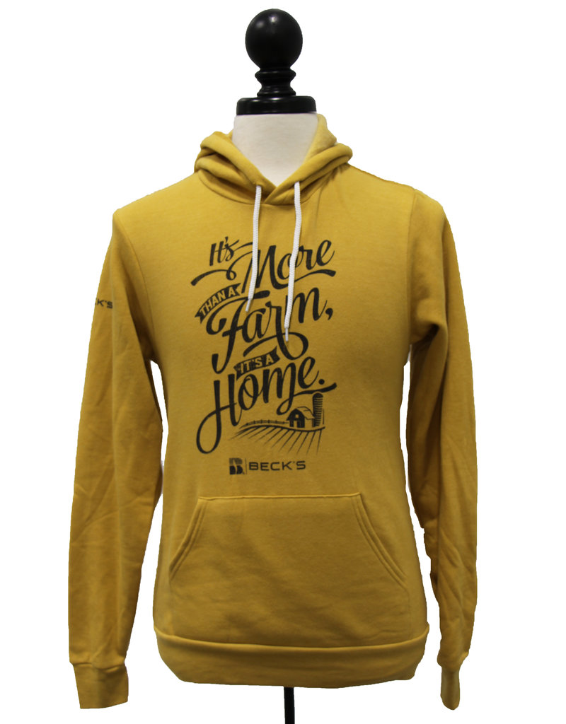 More Than a Farm Hoodie