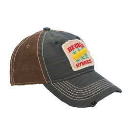 Cap America Grunge Patch Hat