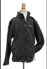 Harriton Youth Full Zip Fleece Jacket