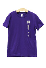 Bella+Canvas Bella+Canvas Girls Foil Logo Shirt