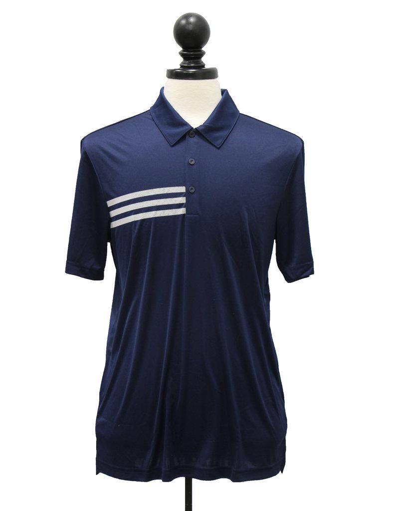 Adidas Adidas Stripe Chest Polo