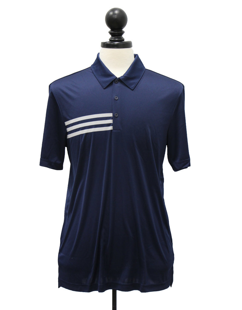 Adidas Men's Adidas Stripe Chest Polo