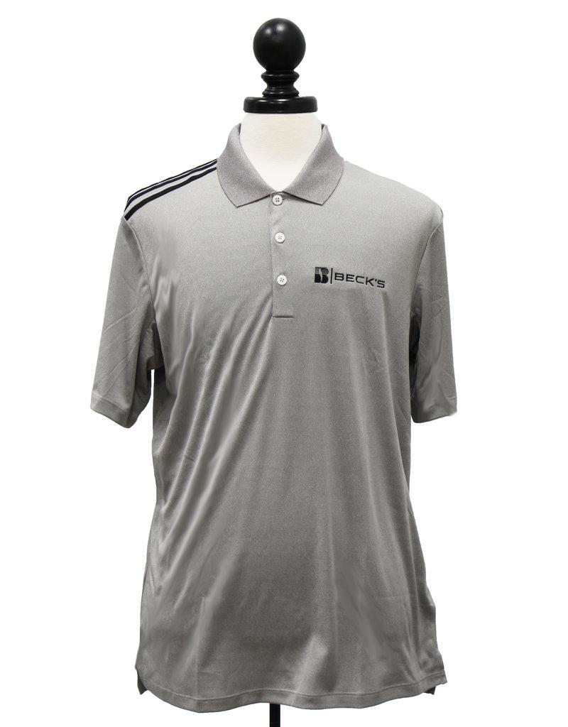 Adidas Men's Adidas 3 Stripe Polo