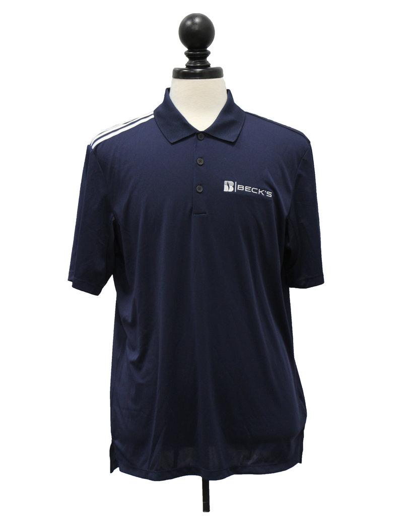 Adidas Adidas 3 Stripe Polo