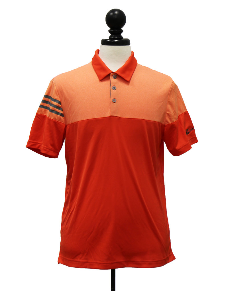 Adidas Men's Adidas Block Stripe Polo
