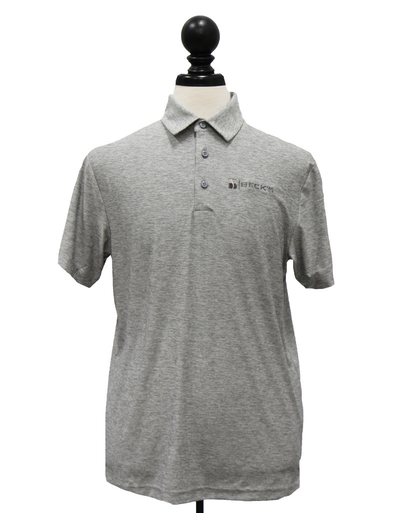 Under Armour Men's Under Armour Heathered Playoff Polo