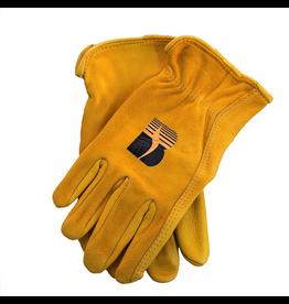 Manzella Elk Skin Gloves