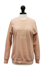 Bella+Canvas Bella & Canvas Drop Shoulder Fleece Crewneck