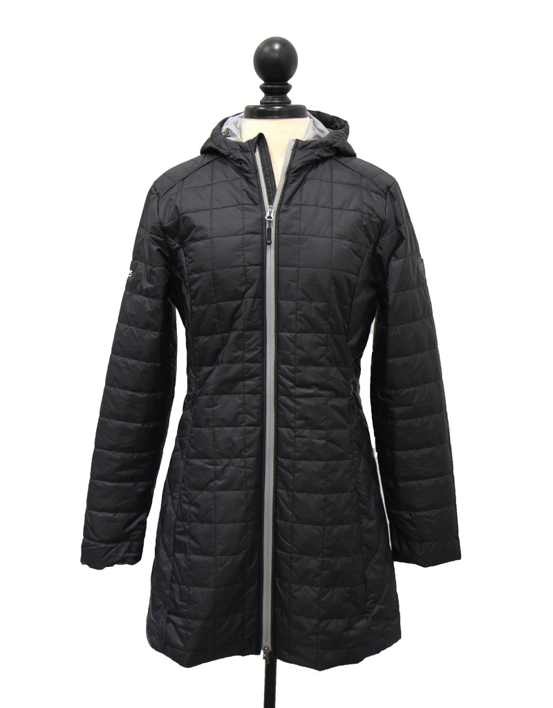 Cutter and Buck Women's Rainier Long  Jacket