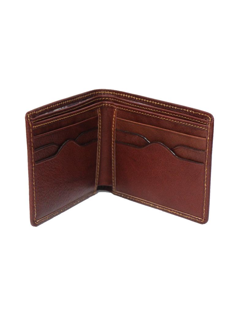 Cambridge Bifold Leather Wallet