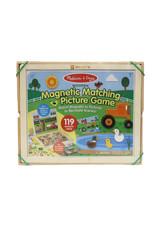 Melissa & Doug Magnetic Matching Game