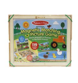 Melissa & Doug Melissa & Doug Magnetic Matching Game