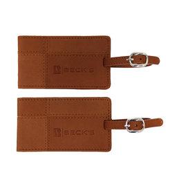Leeman Tuscany Luggage Tags (Set of 2)