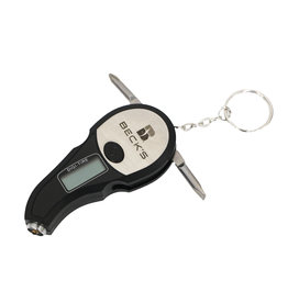 Cedar Creek Mini Tire Gauge & Screwdriver