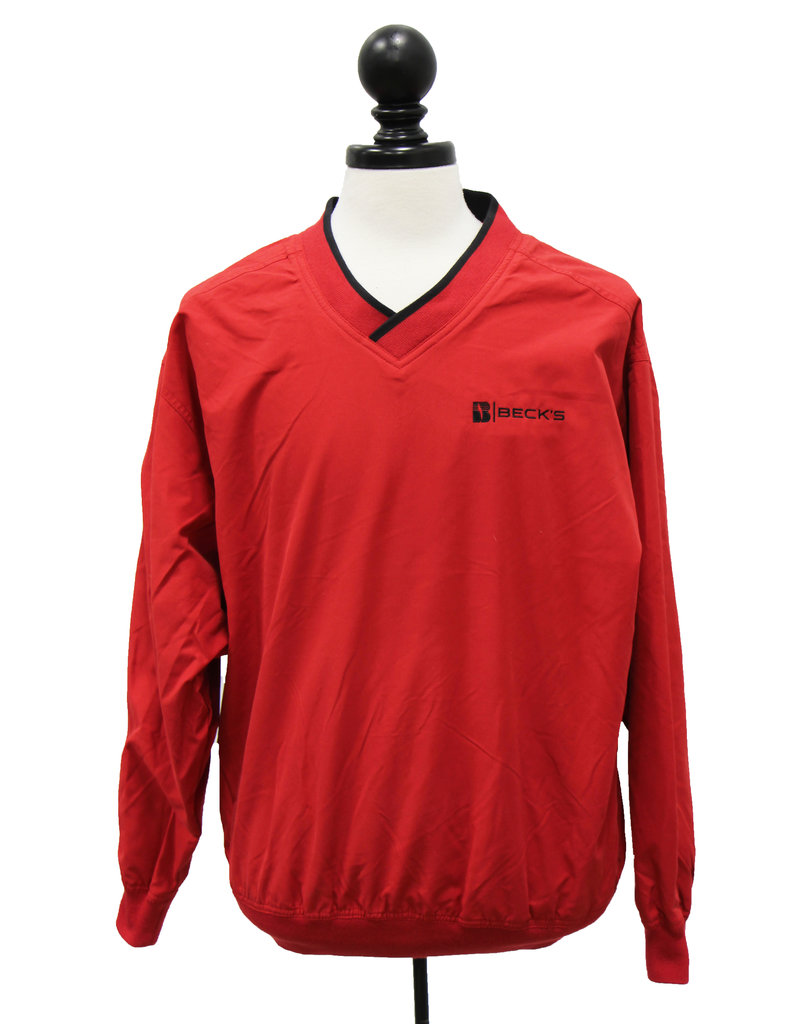 N/A Lined Microfiber Windshirt