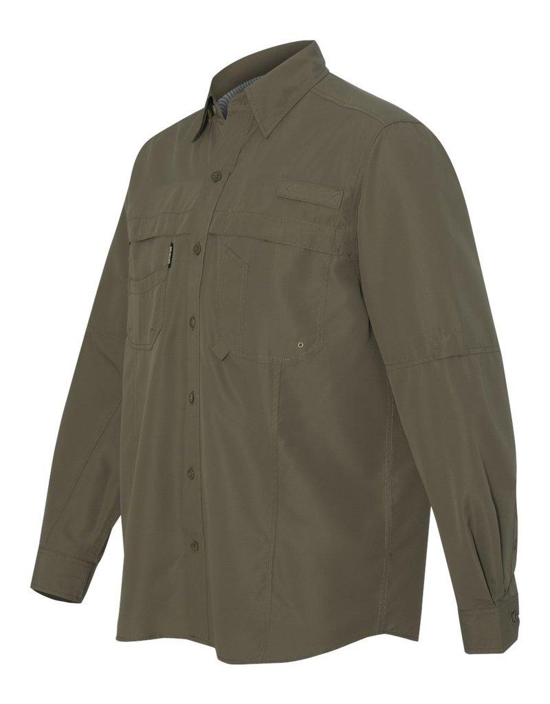 Dri Duck Men's Dri Duck L/S Convertible Fishing Shirt