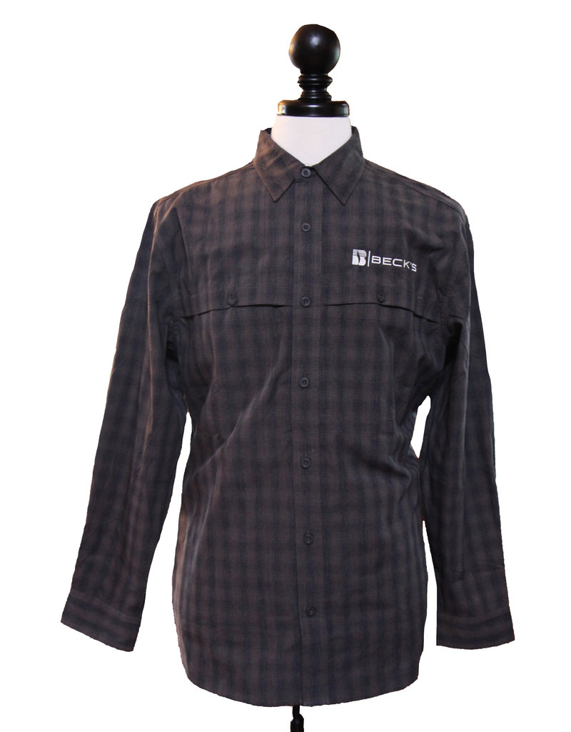 Dri Duck Men's Dri-Duck Ship Plaid L/S Shirt