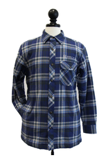 Backpacker Men's Backpacker Quilted Lined Flannel Shirt
