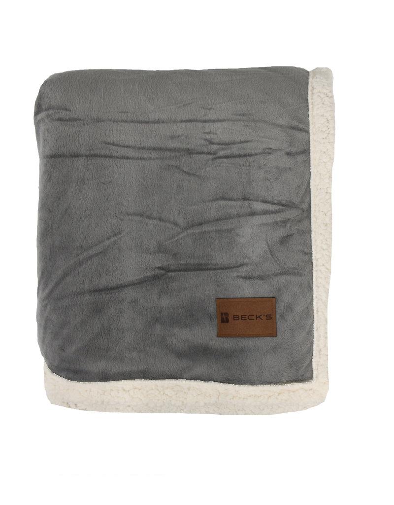 halo Lambswool Blanket