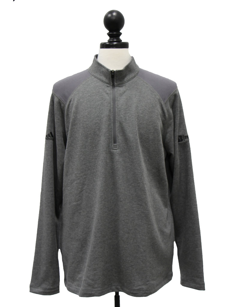 Adidas Men's Adidas Heathered 1/4 Zip