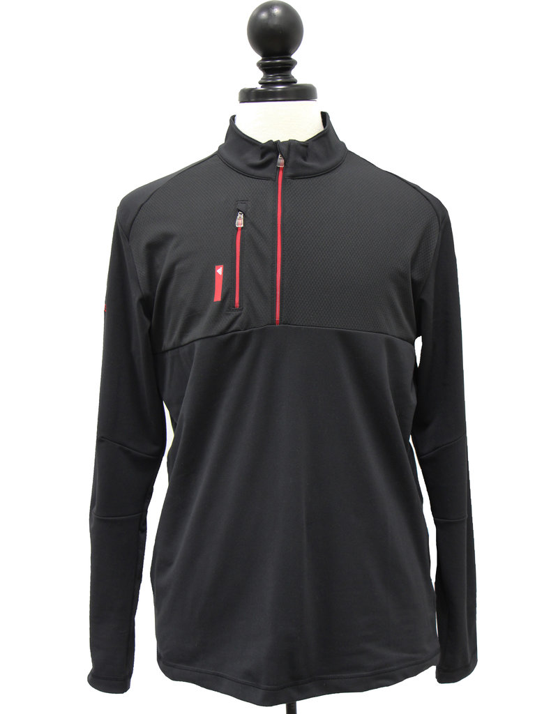 Adidas Men's Adidas Golf Mixed Media 1/4 Zip