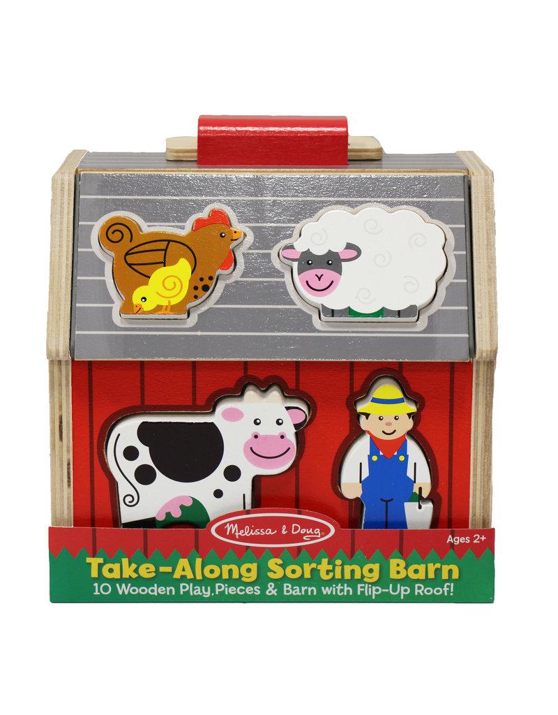 Melissa & Doug Sorting Barn