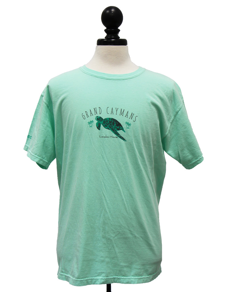 Comfort Colors Grand Cayman Short Sleeve Tee