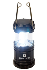 N/A Retractable LED Gray Lantern
