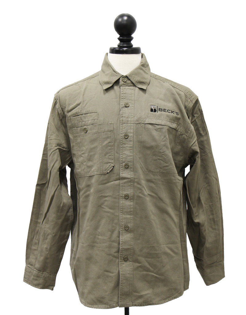 Dri Duck Men's Dri-Duck Mason Work Shirt
