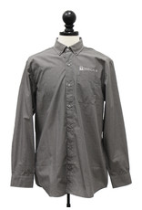 Clique Men's Halden Oxford L/S Shirt