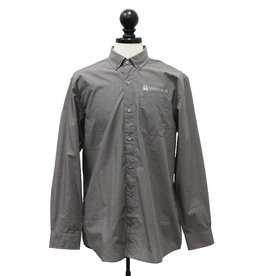 Clique Men's Halden Oxford L/S Shirt