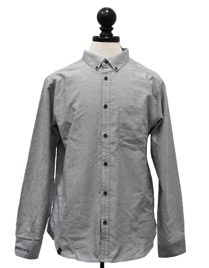 Stormtech Men's Wexford Chambray L/S Shirt