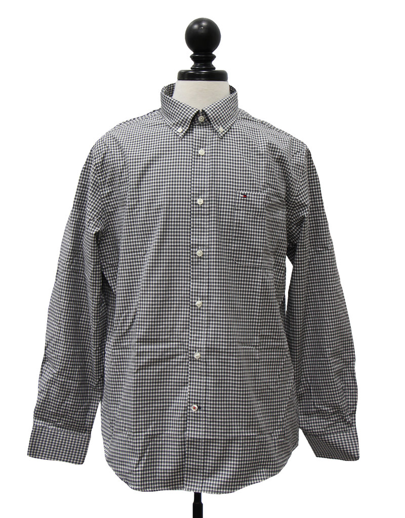 Tommy Hilfiger Hilfiger 100's Gingham L/S Button Down