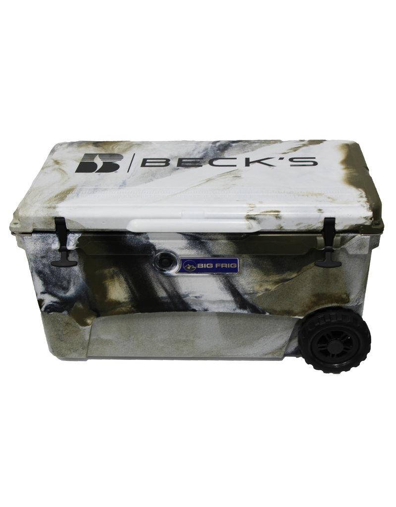 Big Frig Big Frig Denali 70 Quart Wheeled Cooler