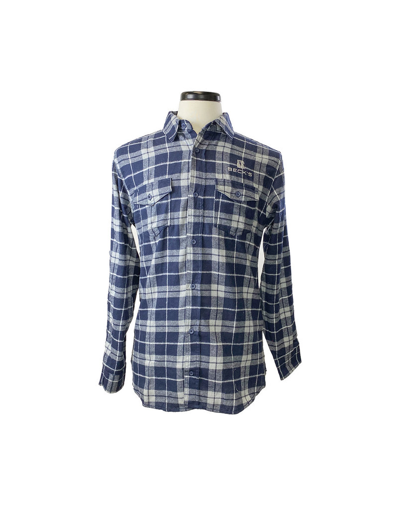 Burnside 03371 Men's Burnside L/S Flannel Shirt